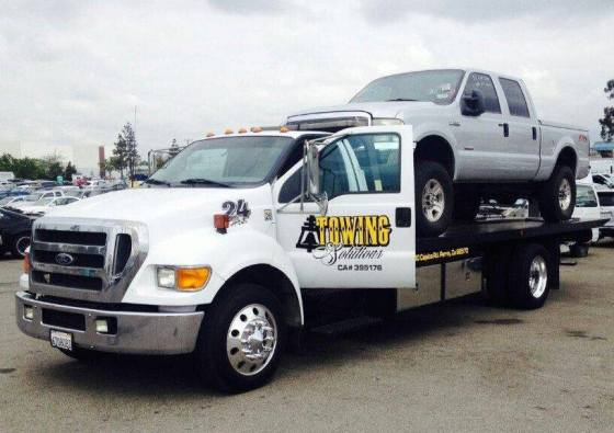towing solutions - moreno valley