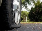 moreno valley flat tire