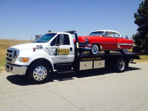 24 hour service - towing solutions