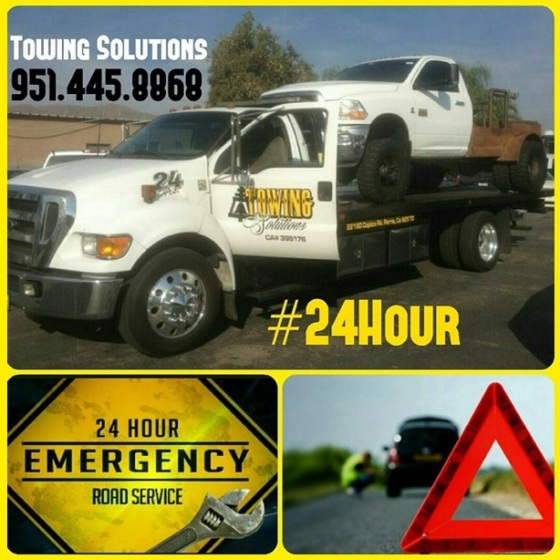 corona, ca 24 hour towing service