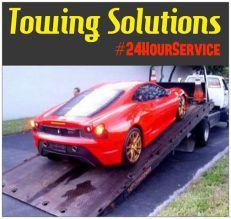 Fontana 24 Hour Towing Service