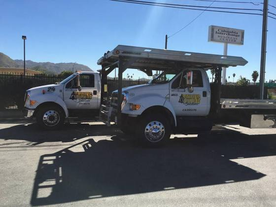 Towing near Perris, CA