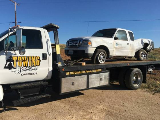 Perris, CA Towing Service